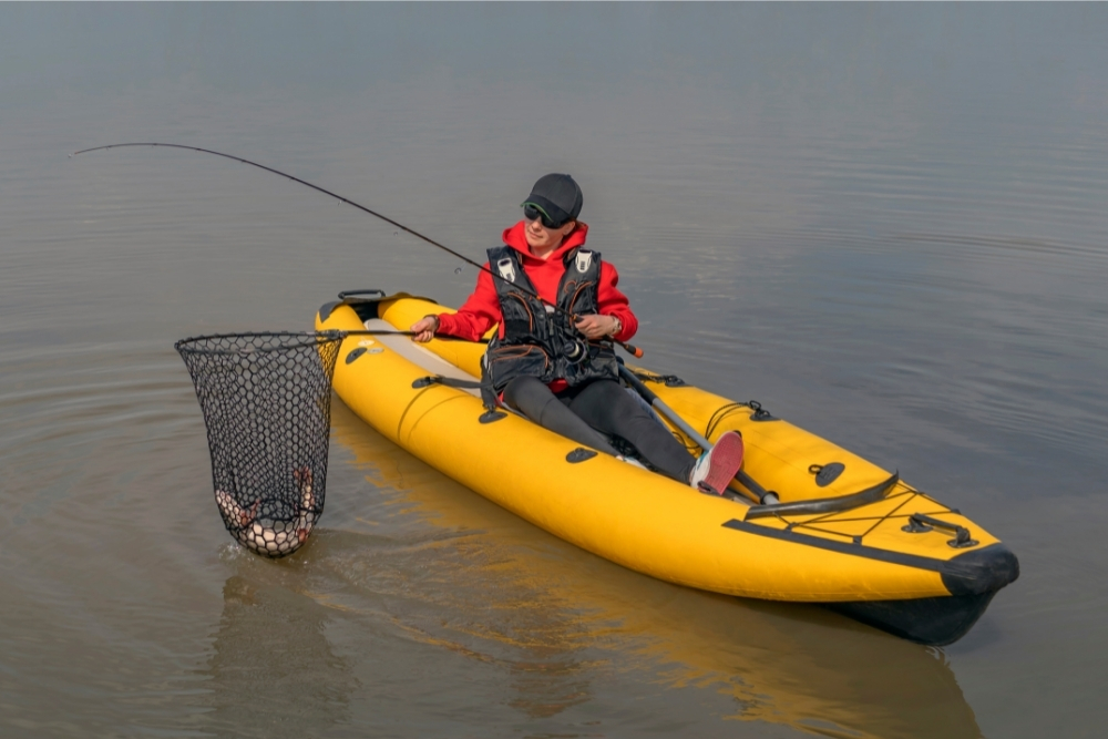 10 Best Inflatable Fishing Kayak