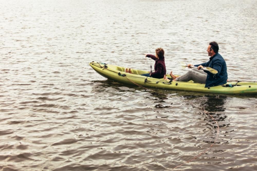 10 Best Tandem Fishing Kayak